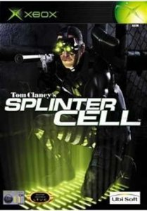 Tom Clancy's Splinter Cell per Xbox
