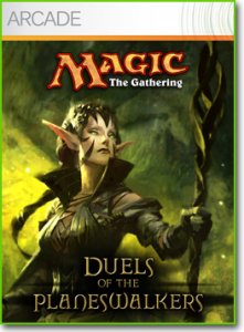 Magic The Gathering - Duels of the Planeswalkers per Xbox 360