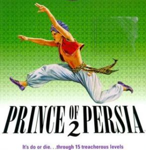 Prince of Persia 2: The Shadow and the Flame per PC MS-DOS