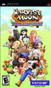 Harvest Moon: Hero of Leaf Valley per PlayStation Portable