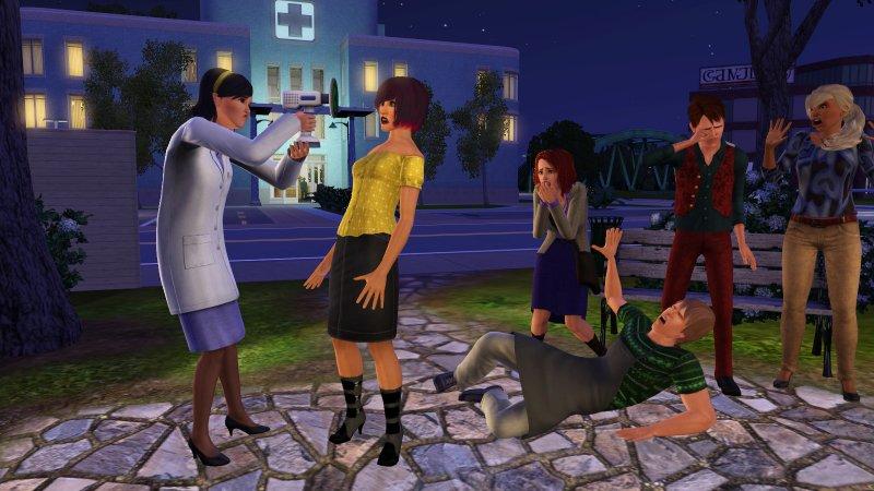 Le canzoni presenti in The Sims 3 Ambitions