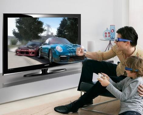 Una partnership tra Xbox 360 e LG per il 3D?