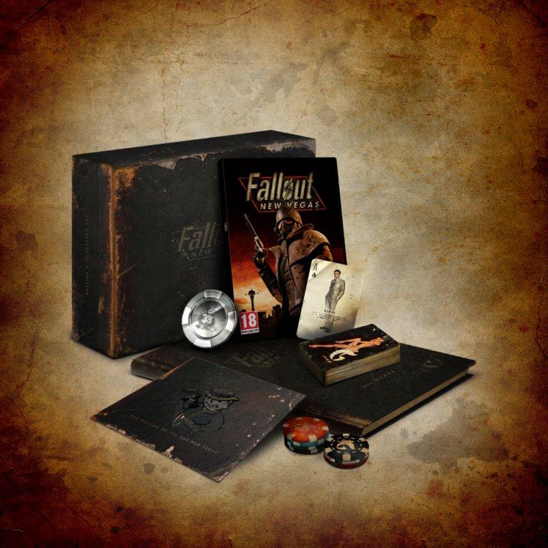 Edizione da collezionisti per Fallout: New Vegas