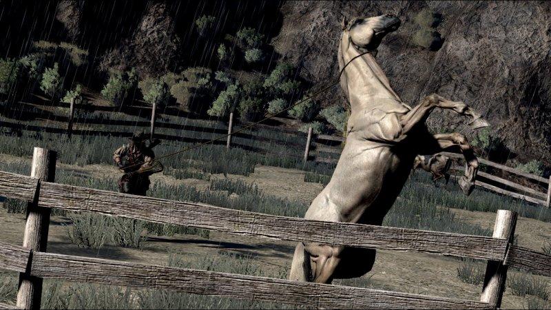 """""""A cavallo"""" con Red Dead Redemption"""