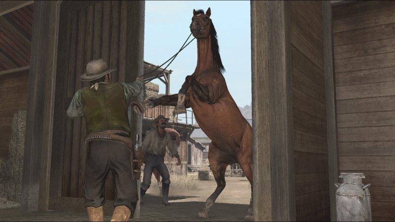 Rockstar già al lavoro per risolvere un bug di Red Dead Redemption