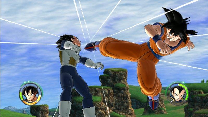 Namco Bandai annuncia Dragon Ball: Raging Blast 2
