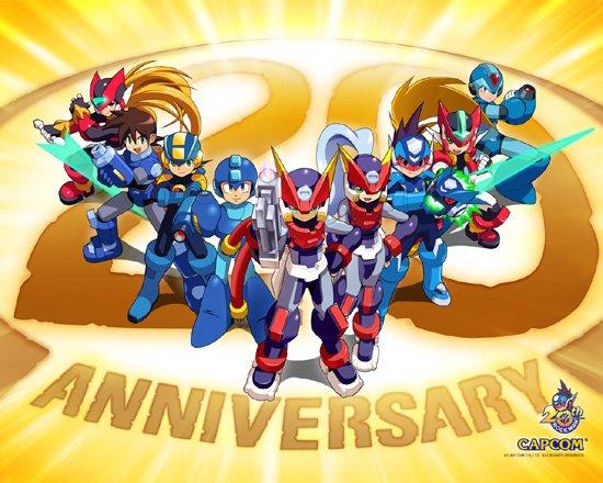 Mega Man Online è una realtà