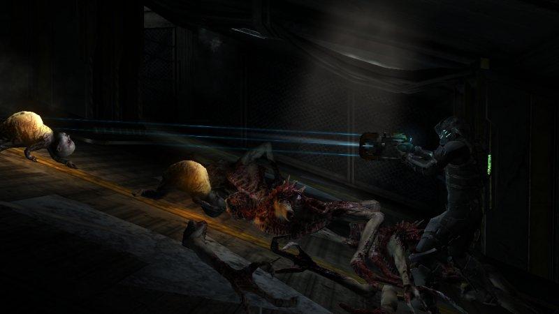 Un team dedicato ai controlli della versione PC di Dead Space 2