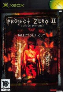 Project Zero 2: Crimson Butterfly per Xbox
