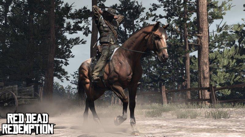 Red Dead Redemption bannato in EAU?