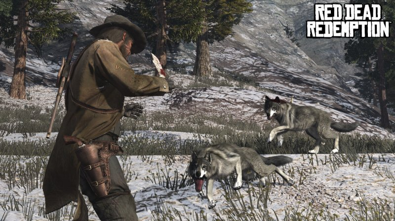 Un gameplay dal multiplayer di Red Dead Redemption