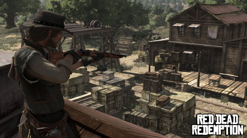 Red Dead Redemption arriva finalmente nei retrocompatibili Xbox One