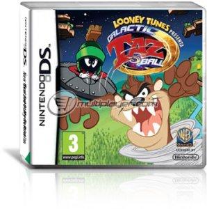 Galactic Taz Ball per Nintendo DS
