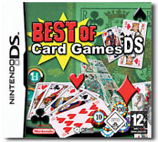 Best of Card Games DS per Nintendo DS