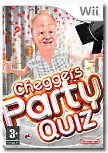 Cheggers Party Quiz per Nintendo Wii