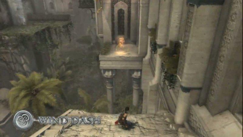 L'enorme soluzione di Prince of Persia: Le Sabbie Dimenticate