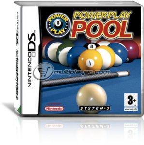 PowerPlay Pool per Nintendo DS