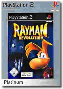 Rayman Revolution per PlayStation 2