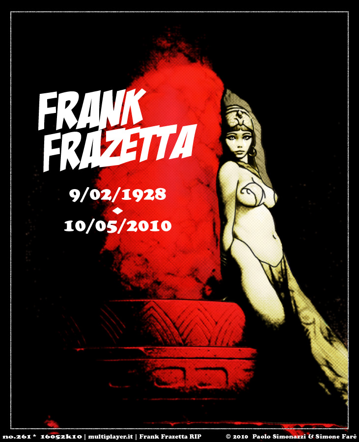 Addio Frank
