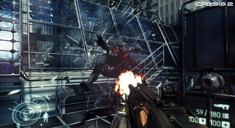 Due immagini inedite per Crysis 2