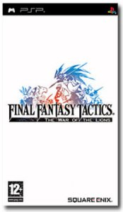 Final Fantasy Tactics: The War of the Lions per PlayStation Portable