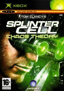 Tom Clancy's Splinter Cell: Chaos Theory (Splinter Cell 3) per Xbox