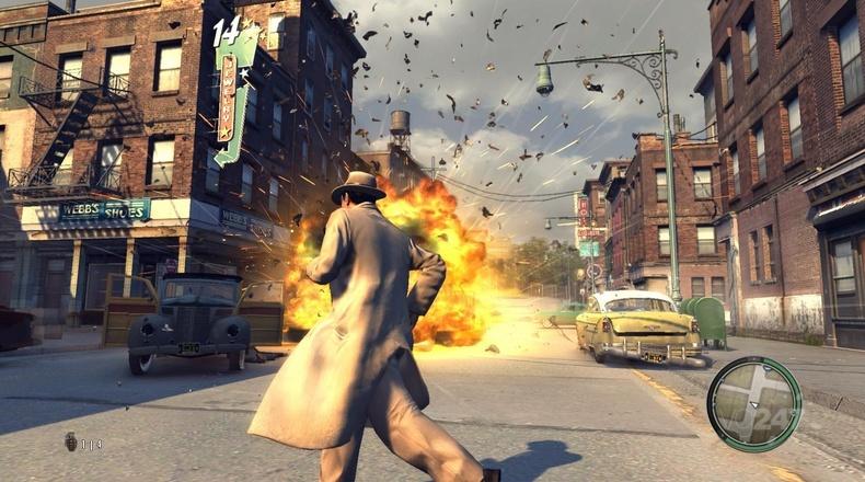 Ad agosto una demo di Mafia II