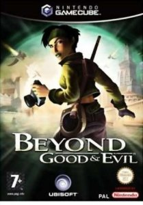 Beyond Good & Evil per GameCube