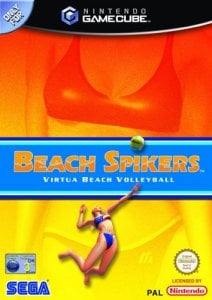 Beach Spikers per GameCube