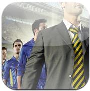 Football Manager Handheld 2010 per iPhone