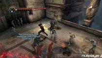 Prince of Persia: Le Sabbie Dimenticate - Gameplay in presa diretta