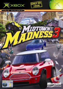 Midtown Madness 3 per Xbox