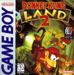 Donkey Kong Land 2 per Game Boy