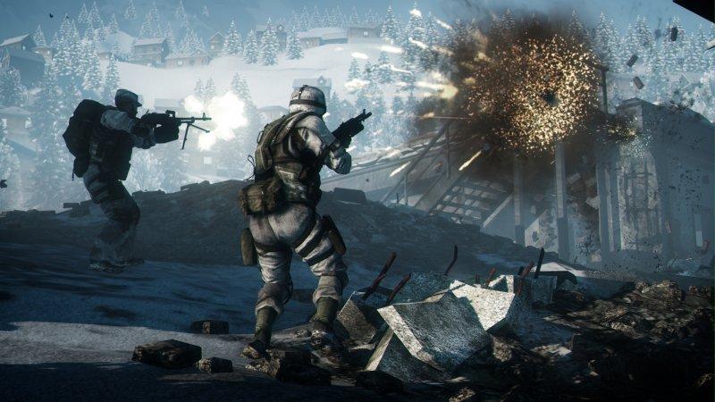 Battlefield 3 non è molto distante