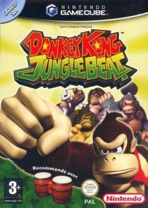 Donkey Kong: Jungle Beat per GameCube