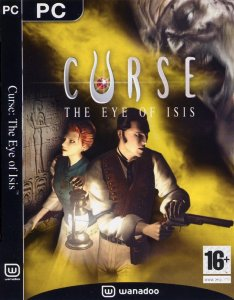 Curse: The Eye of Isis per PC Windows
