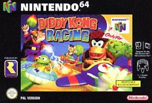 Diddy Kong Racing per Nintendo 64