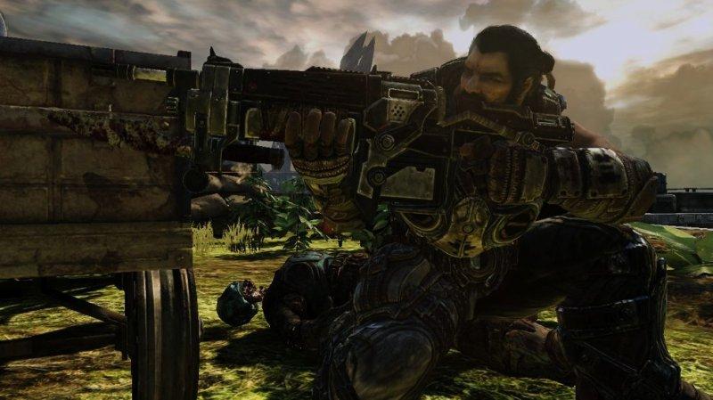 Gears of War 3: prime immagini in alta qualità