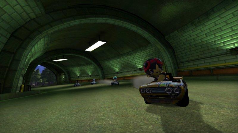 La soluzione di ModNation Racers