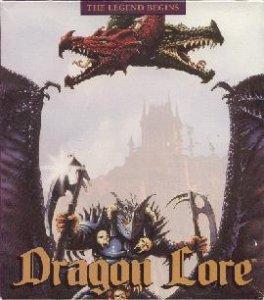 Dragon Lore per PC MS-DOS