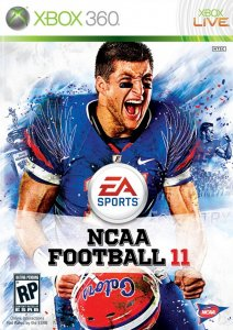 NCAA Football 11 per Xbox 360
