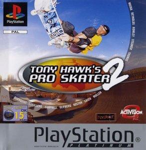 Tony Hawk's Pro Skater 2 per PlayStation