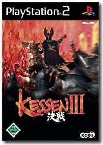Kessen 3 per PlayStation 2