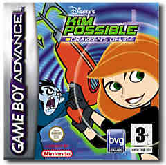 Kim Possible: Drakken's Demise per Game Boy Advance