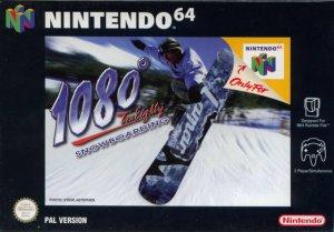 1080° Snowboarding per Nintendo 64