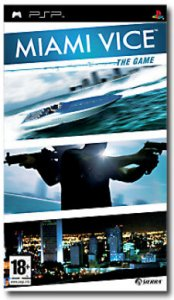 Miami Vice: The Game per PlayStation Portable
