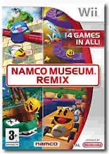 Namco Museum Remix per Nintendo Wii