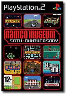 Namco Museum per PlayStation 2