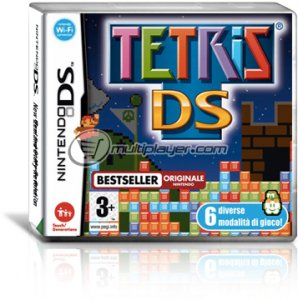 Tetris DS per Nintendo DS