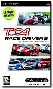 TOCA Race Driver 2 per PlayStation Portable